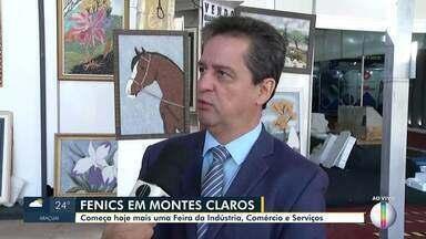 Fenics começa nesta quinta-feira (12) em Montes Claros - A 24ª edição da Fenics será realizada no Parque de Exposições.