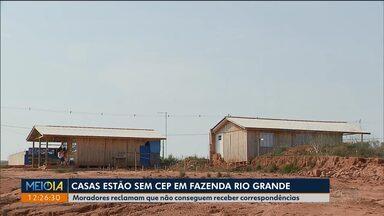 Casas estão sem CEP em Fazenda Rio Grande - Correios informam que até outubro devem regularizar a situação.