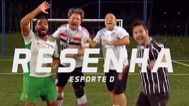 Resenha 2019: Torcedor do Palmeiras comemora vitória e recuperação - Time alviverde venceu o Fluminense por 3 a 0 no segundo jogo sob o comando de Mano Menezes.