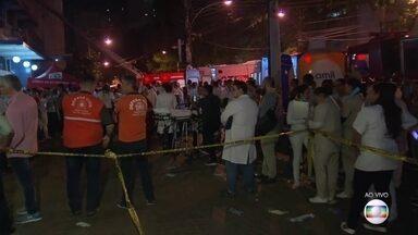 Boletim: Incêndio em hospital no Rio deixa pelo menos um morto - Jornal da Globo fala sobre o incêndio em um hospital no Rio de Janeiro.