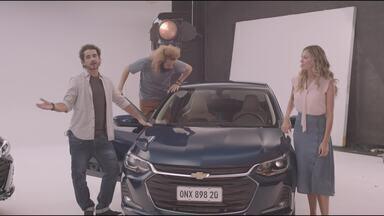 Assista tudo o que rolou na live - Novo Onix chega para redefinir o significado de carro.