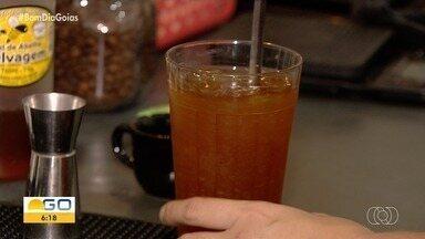 Confira os destaques do Bom Dia Sábado - Modos de preparo do café mudam para se adaptar ao tempo quente.