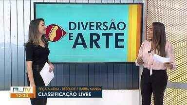 Diversão e Arte traz opções de cultura e lazer no Sul do Rio - Parte 1 - Circo dos Sonhos em Volta Redonda, peça 'Dom Quixote' em Resende e Encontro de Ferromodelismo em Vassouras são destaques do fim de semana.