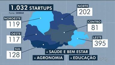 Startups crescem no estado e levam tecnologia e geração de emprego às cidades - O Sebrae divulgou um levantamento sobre o número desse tipo de modelo de negócio que está ganhando espaço no país.