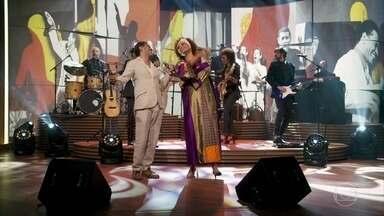 """Luciana Mello e Jair Oliveira cantam """"Deixa Isso Pra Lá"""" - Irmãos contam a história da música que marcou a carreira de Jair Rodrigues"""
