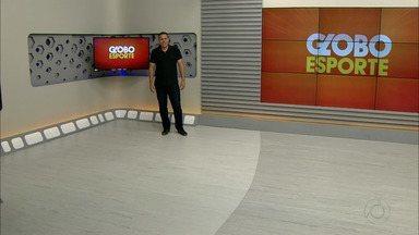 Confira a edição do Globo Esporte deste sábado (14.09.19) - Danilo Alves traz todas as informações do esporte na Paraíba