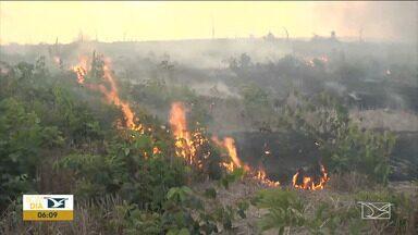 120 ocorrências de incêndios já foram atendidas na região Tocantina - Fogo pode ser provocado, tanto pela combinação do calor e tempo seco quanto pela ação do homem, o que nesse caso é considerado um crime