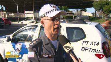 Vítima registra flagrante de assédio dentro de ônibus na Grande Vitória - Polícia explicou como foi o crime.