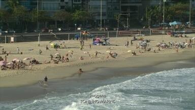 A seis dias da primavera, termômetros estão nas alturas - Em algumas cidades, como São Paulo, o inverno bateu recorde de temperatura máxima.