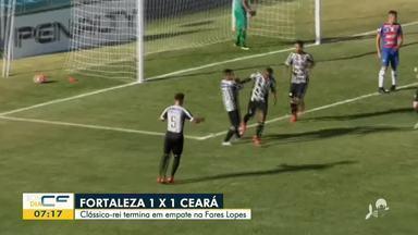 Diego Twardy comenta os destaques do Esporte - Saiba mais em g1.com.br/ce