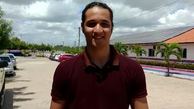 GE no Leão: confira a reapresentação do Fortaleza de olho no Palmeiras - Davi César esteve no CT Ribamar Bezerra, em Maracanaú, e traz todas as informações do Leão do Pici. Confira!