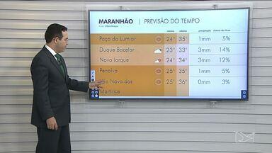 Confira as variações do tempo nesta terça-feira (17) no Maranhão - Veja como deve ficar o tempo e a temperatura em São Luís e no Maranhão.