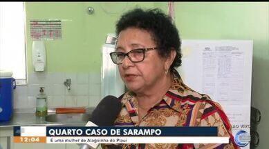 Piauí registra quarto caso de sarampo - Piauí registra quarto caso de sarampo