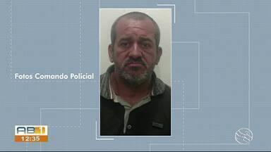 Homem suspeito de matar ex-companheira a facadas em Garanhuns é preso - Suspeito foi reconhecido por populares enquanto tentava fugir da cidade.