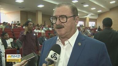 Secretário de Regularização Fundiária visita Roraima - Visita promove o debate a questões de regularização.