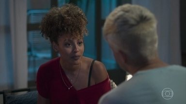 Willian acha que Gisele tem um relacionamento tóxico com Diogo - Gisele diz que ama Diogo