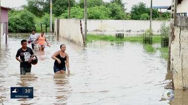 Equipes de Defesa Civil de Pernambuco participam de capacitação em Ouricuri - O objetivo é a prevenção de desastres naturais no período chuvoso