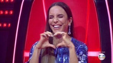 Confira a decisão de Ivete sobre Camilla Marotti, Catarina Rosa e Rebeca Lindsay - Técnicos analisam as apresentações das cantoras