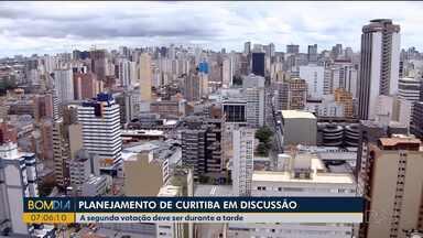 Lei de Zoneamento de Curitiba vai para segunda votação na Câmara dos Vereadores - Texto foi aprovado por unanimidade em primeira votação.