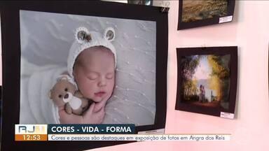Cores e pessoas são destaques em exposição de fotos em Angra dos Reis - Exposição vai até a próxima segunda-feira (23).
