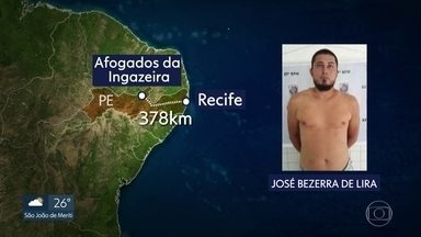 Preso em Pernambuco o acusado de construir prédios que desabaram na Muzema - José Bezerra de Lira, o Zé do Rolo, foi encontrado pela polícia em um sítio no sertão pernambucano. Na tragédia na Muzema, na Zoeste do Rio, 24 pessoas morreram.