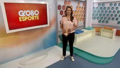 Confira a íntegra do Globo Esporte desta quinta-feira - Globo Esporte - Zona da Mata - 19/09/2019