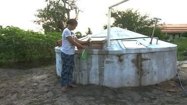 Água de cisterna é purificada através de radiação solar - Sistema criado por biotecnóloga da UFBA é tema do quadro Grandes Ideias Pequenas Invenções.