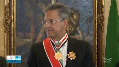 Ministro Mauro Campbell é homenageado em São Luís - undefined