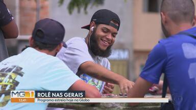 Rolê nas Gerais estreia neste sábado - Programa abre espaço para periferias e aglomerados da Grande Belo Horizonte