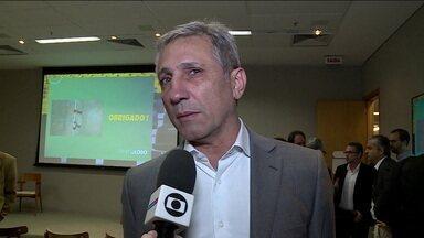 Presidentes de clubes brasileiros das séries A, B, C e D se reúnem com diretoria da Rede Globo - Presidentes de clubes brasileiros das séries A, B, C e D se reúnem com diretoria da Rede Globo