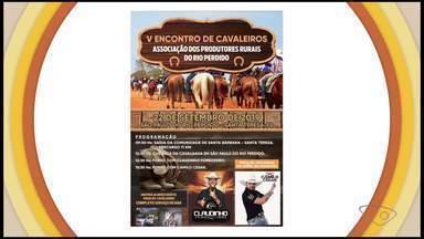 Agenda do Campo: confira as festas que irão acontecer no interior do ES - Programe-se e envie a festa da sua comunidade para ser exibida no Jornal do Campo.