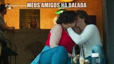 'Isso a Globo Não Mostra' # 36: meme amigos na balada - 'Isso a Globo Não Mostra' # 36: meme amigos na balada