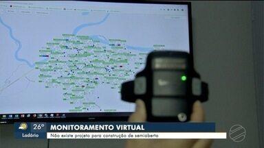 Em Corumbá detentos do semiaberto usam tornozeleira - Monitoramento é feito a distância