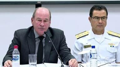 Ministério faz balanço da atuação das Forças Armadas na Amazônia - O Ministério da Defesa fez um balanço do primeiro mês da participação das Forças Armadas no combate às queimadas da Região Amazônica.
