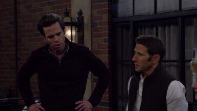 Doutor TV - Harry e Judy ficam no pé de Andrew depois que ele consegue um emprego na TV. Eva fica frustrada com a falta de limite dos sogros.