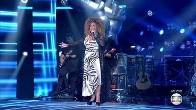 """Alexa Marrie canta """"Deeper Love"""" - Ivete analisa a apresentação da cantora"""