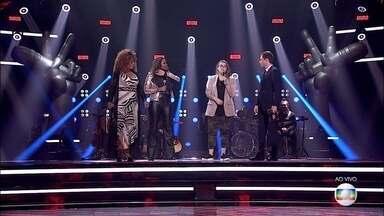 Confira a decisão do público e de IZA - Alexa Marrie, Lara Alanys e Luana Berti disputaram permanência no programa