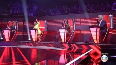 The Voice Brasil - Programa do dia 24/09/2019, na íntegra - Confira como foi a segunda noite de apresentações ao vivo