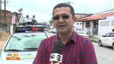 Ruas de Pilar recebem equipamento de videomonitoramento - Câmeras tem tecnologia de reconhecimento facial capaz de identificar suspeitos e também objetos roubados.