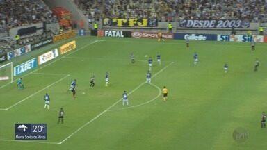 Cruzeiro empata fora de casa com o Ceará e segue em perigo no Brasileirão - Cruzeiro empata fora de casa com o Ceará e segue em perigo no Brasileirão