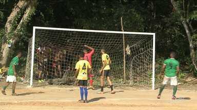 Time dos 'Doidinhos' é o campeão do Torneio de Futebol Amador em São Luís - Competição foi realizada no bairro do Ipase, na capital.
