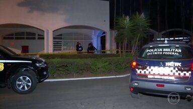 Terceiro suspeito de matar padre durante assalto é preso, em Goiás - A polícia procura agora um adolescente que teria participado do crime.