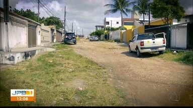Calendário JPB volta ao Colibris, em João Pessoa - Moradores pedem obra de saneamento.