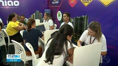 Feirão de imóveis começa em Aracaju - Imobiliárias e construtoras estão reunidas pra atrair clientes e aquecer o mercado imobiliário.
