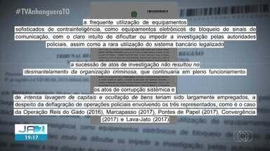 Prejuízo com suposto esquema da família Miranda pode chegar a R$ 300 milhões - Prejuízo com suposto esquema da família Miranda pode chegar a R$ 300 milhões