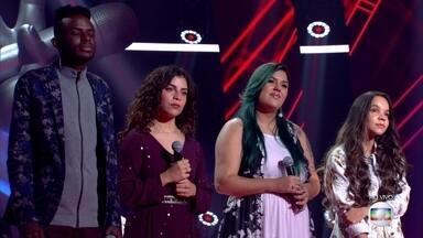 Descubra quem são os semifinalistas do time Lulu - Confira qual foi a decisão do público e de Lulu Santos