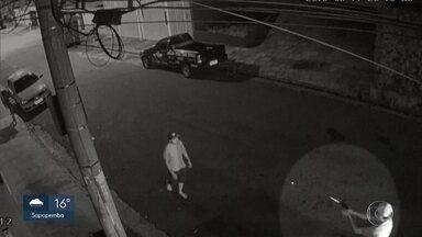 Empresário suspeito de matar morador de rua é preso na Argentina - O homem estava foragido desde maio. O crime foi em Santo André