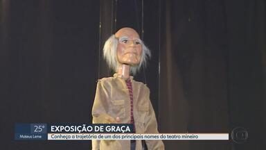 Exposição conta a trajetória de João das Neves - O dramaturgo e diretor de teatro, que morreu no ano passado, se dedicou a valorização da cultura popular.