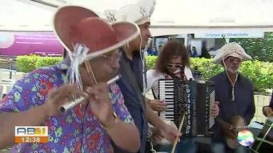 Festival Nuvem é realizado em Serra Negra - Evento vai contar com shows gratuitos e acontece entre os dias 26 e 28 de setembro em Bezerros.