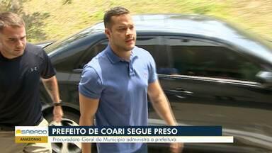 Adail Filho, prefeito de Coari (AM), é preso suspeito de desvio de R$ 100 milhões - Promotores afirmam que Adail Filho, do PP, pagava fornecedores que não recebiam da prefeitura há anos. Em troca, cobrava dos empresários 30% do valor da dívida.